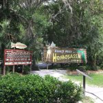 Photo of Ellie Schiller Homosassa Springs Wildlife State Park
