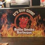 Rollin Smoke Barbeque Foto