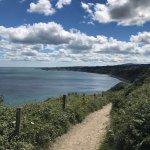 The Bray to Greystones Cliff Walk