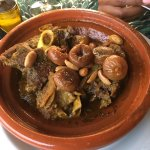 Lamb Tagine with figs