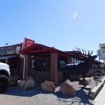 Road Kill Cafe on Route 66 in Seligman, AZ