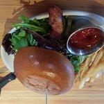 Prep's Burger