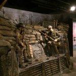 WW 1 Trench Warfare Diorama