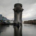 Battleship Wisconsin Foto