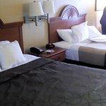 Dos camas separadas en 2° piso