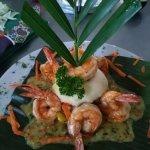 Fresh local Shrimp!