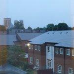 York Minster from bedroom window
