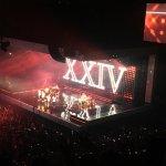 Bruno Mars - 24K Tour - Aug. 12, 2017.