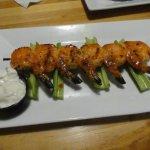 buffalo shrimp appetizer
