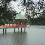 Inspired by the West Lake in Hangzhou, China