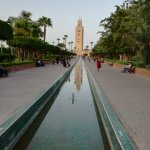 Photo of Koutoubia Mosque and Minaret