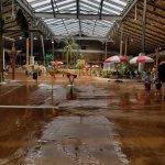 inside water park