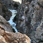 King River carving through Kingd Canyon