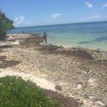 Sombrero Beach Foto