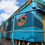 Kuranda Scenic Railway - Diesel Engine