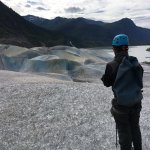What a great trip To Mendenhall Glacier with Ben! A once in a lifetime experience!