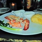 lobster and grits