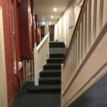 Corridor inside
