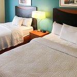 Two Comfy Queen Beds