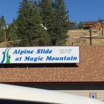 Foto de Alpine Slide at Magic Mountain