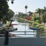 Canal at Venice Beach