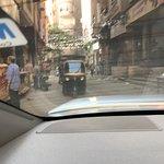 street scene in Islamic Cairo