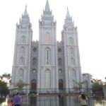 Photo of Temple Square