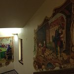 Bavarian Inn murals.