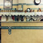 F Cook Pie and Mash shop