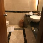 Powder Room (2nd toilet/basin)
