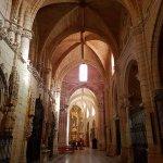Deambulatorio de la catedral