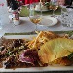 Ris de veau sauce champignons de Paris