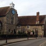 Heritage museum Canterbury
