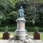 Statue d'Arthur Guinness