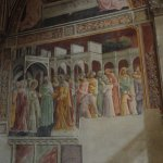 Blessing Christ by Bicci di Lorenzo.