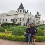 We have rent a two day tours van from Bangkok to khaoyai it about 3000bat for a day tours and ab