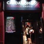 Cardamomo Tablao Flamenco Foto