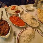 Karahi Beef & Shrimp Masala