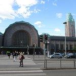 Photo of Helsinki Central Railway Station
