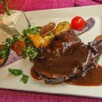 Paleron de bœuf à l'Irancy