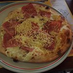 """Pizza """"parisienne"""""""