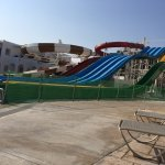 Waterpark (Early morning!)