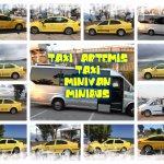 taxi-minivan-minibus services