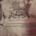 Photo of Falstaff