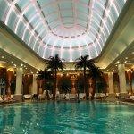 Roman Pool Area