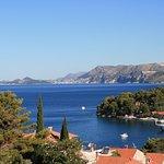 View from balcony - Villa Radovic