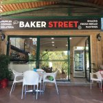 Baker Street -Bake shop.Cafe