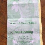 Foto di Bali Healing Spa