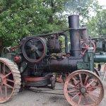 Paraffin Traction Engine