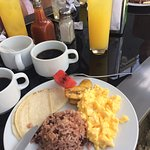 Breakfast included with stay (Nicaraguan Style)